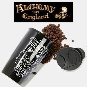 Alchemy England Purrfect Brew Double Walled Mug